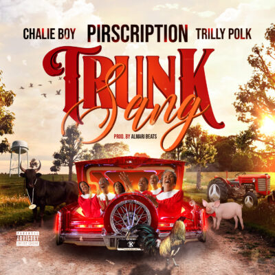 Trunk Sang - COVER ART [gfx by Tosin]